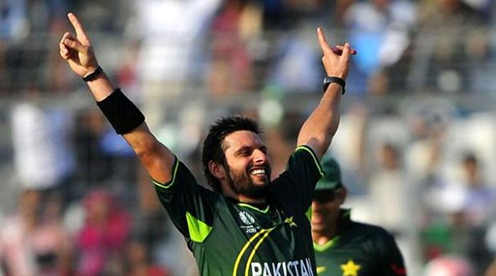 Shahid Afridi to lead World XI against Windies at Lord's