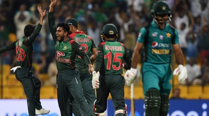 Bangladesh's Mushfiqur, Mustafizur topple Pakistan in Asia Cup semifinal
