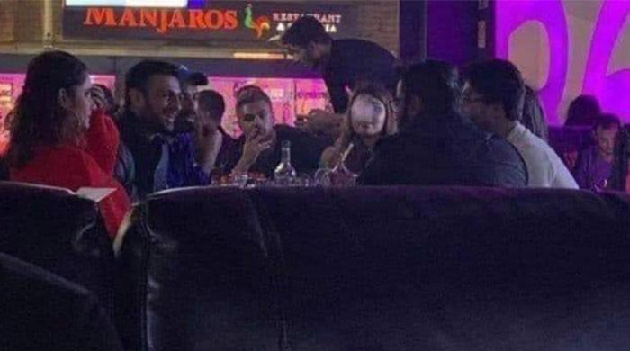 Pakistani cricketers' night out video stirs controversy