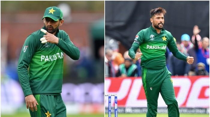 Malik, Amir urge fans and critics to show restraint after Pakistan's performance
