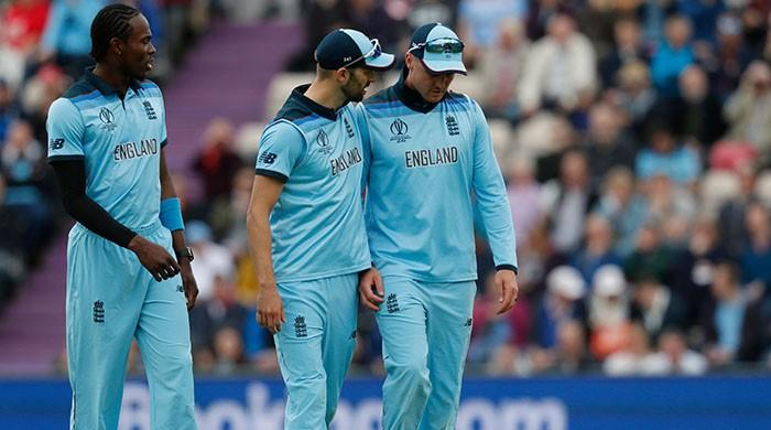 England's Roy targets Australia match for World Cup return