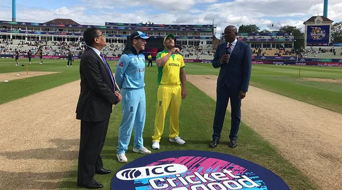 England vs Australia live score updates - World Cup 2019
