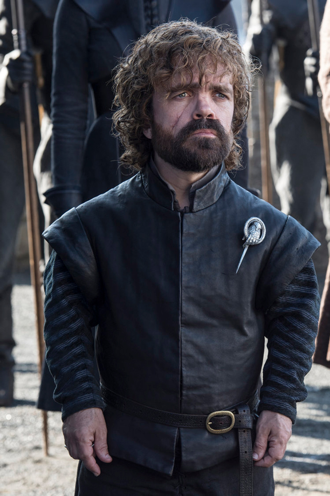 Peter Dinklage as Tyrion Lannister - Photo: Macall B. Polay/HBO