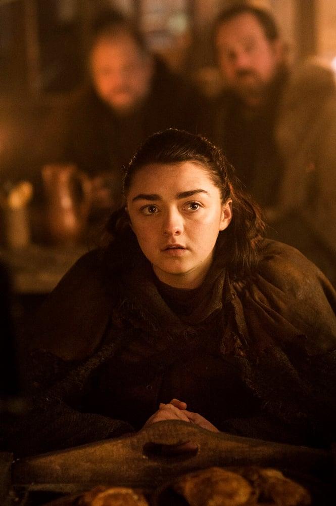 Maisie Williams as Arya Stark - Photo: Helen Sloan/HBO