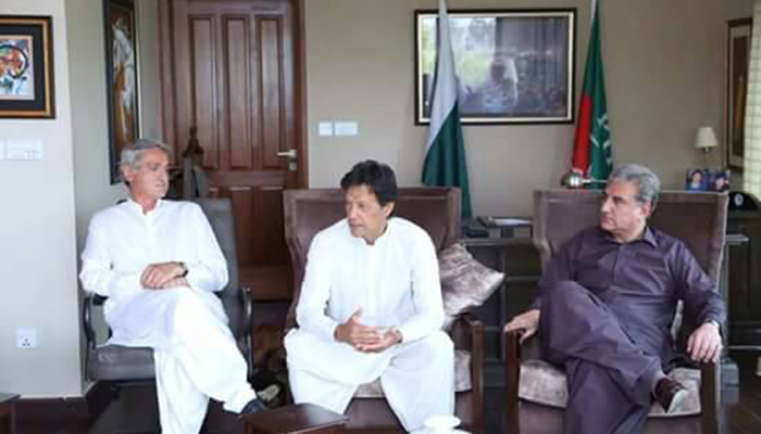 PTI leaders have recommended holding a rally in Islamabad