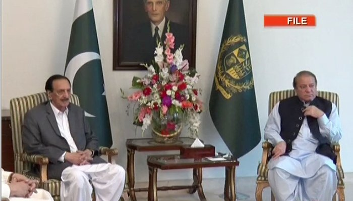 PM Nawaz says elections will be held in 2018
