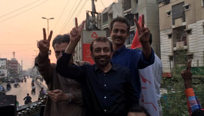 Pictures - Faisal Sabzwari Twitter