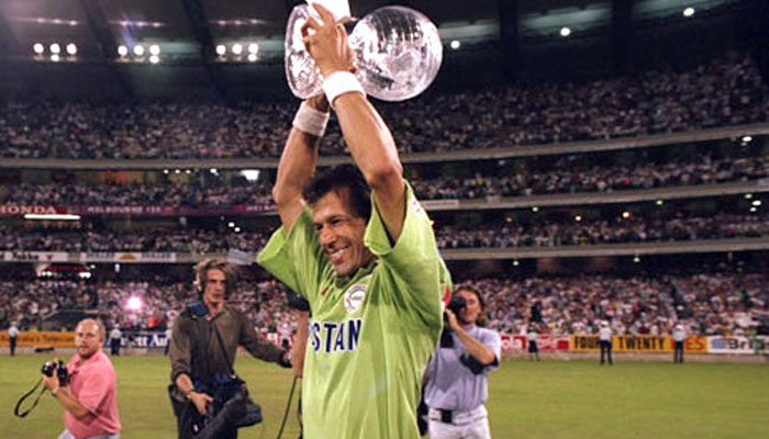 25 years on, reliving the ultimate World Cup glory Ik-trophy