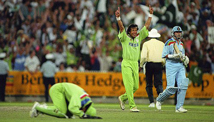 25 years on, reliving the ultimate World Cup glory Imran-khan-prostrate