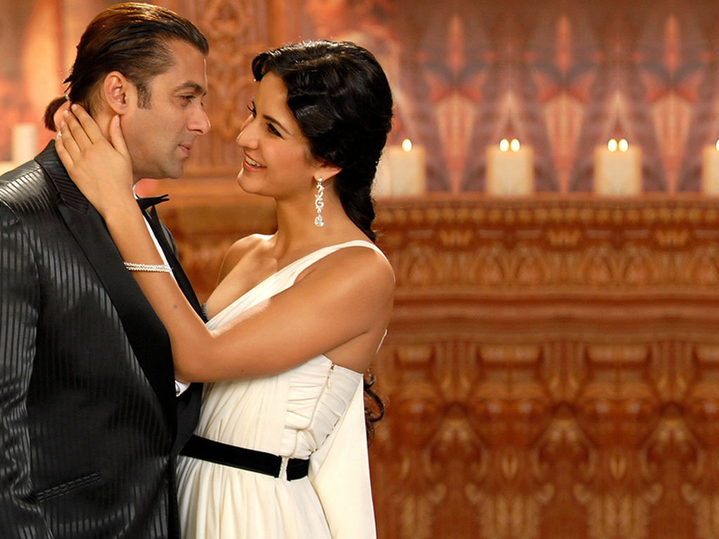 This Is What Katrina Kaif Has Said About Salman Khan Entertainment