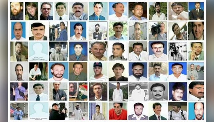Journalists who lost their lives in the line of duty
