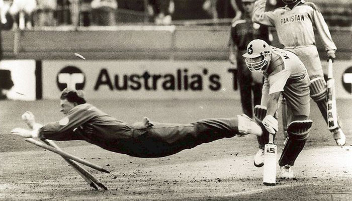 25 years on, reliving the ultimate World Cup glory Runout