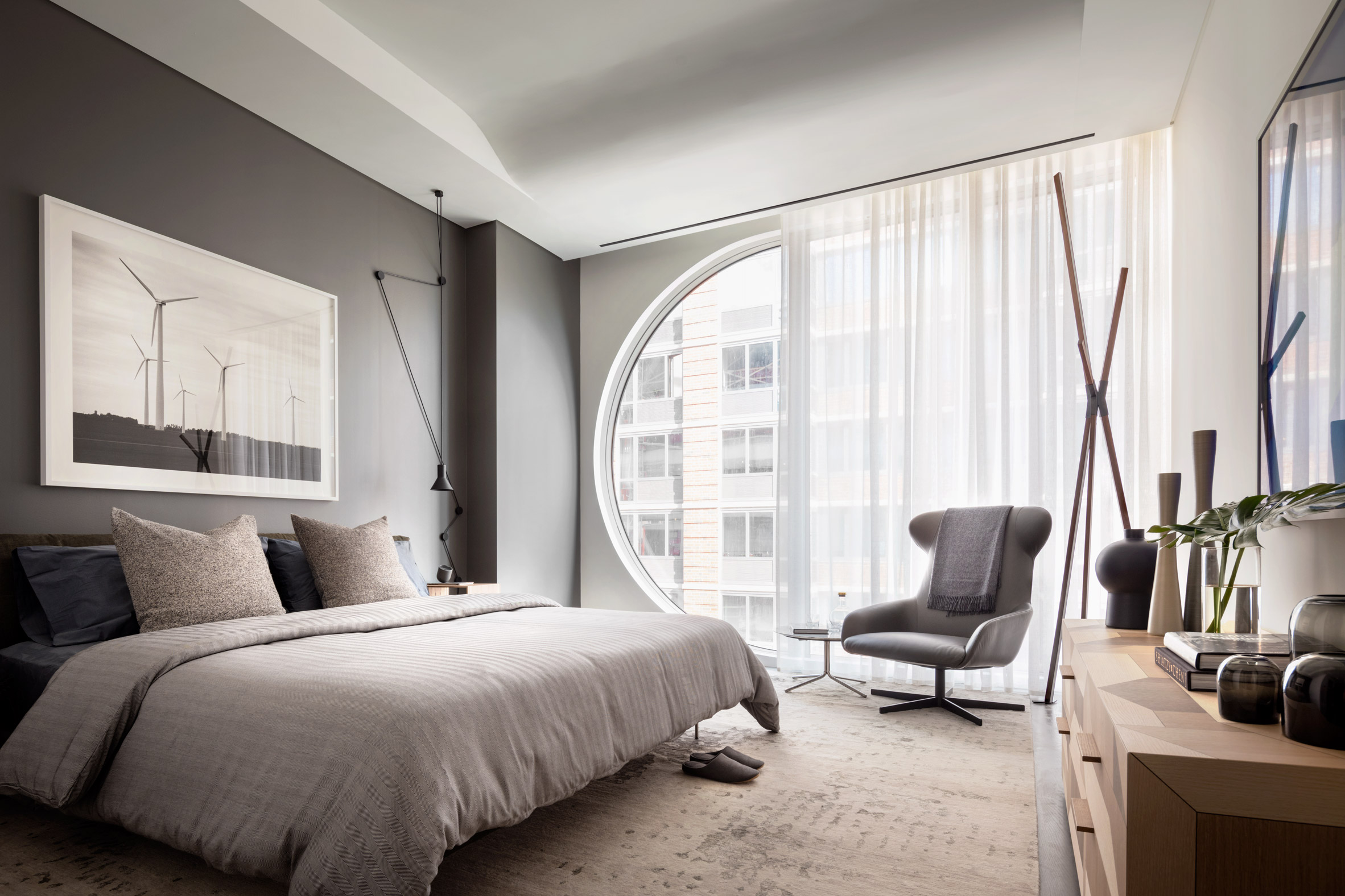 Jennifer Post Design In Pictures Designers Equip Zaha Hadids First New York City