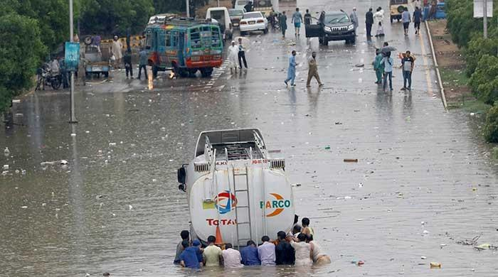 Pakistan rain updates: Latest news on monsoon in Karachi and around the country