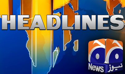 Geo Headlines