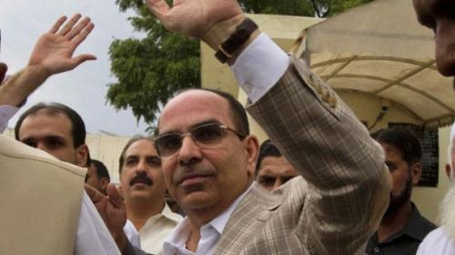 Bahria Town to build 54km expressway in Karachi: Malik Riaz