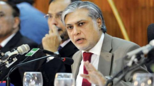 Operation Zarb-e-Azb may cost over $1.3 billion: Dar