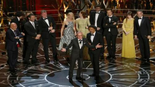 'Birdman' soars to Oscar heights on best picture win