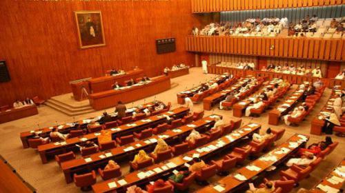 PTI makes debut, PML-N gains strength in Senate polls