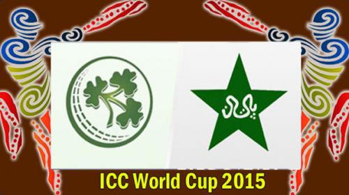 Pakistan, Ireland eye last-eight after Saturday special