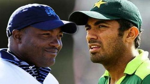 Wahab Riaz invites Lara to Pakistan