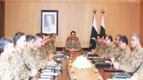 Continuation of Yemen conflict will impact regional security: Corps Commanders