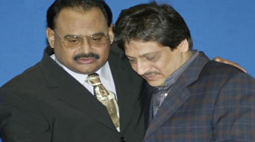 Altaf Hussain disowns Sindh Governor Dr Ishratul Ebad
