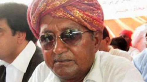 Sindhi nationalist leader Arisar dies at 65