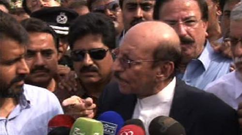 CM Sindh says banned TTP behind Karachi attack