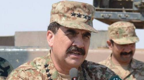 Army capable of responding to any form of aggression: COAS