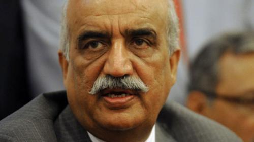 India has still not accepted Pakistan's existence: Khursheed Shah