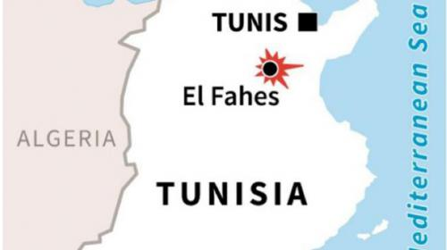 17 dead, 70 injured in Tunisia train crash