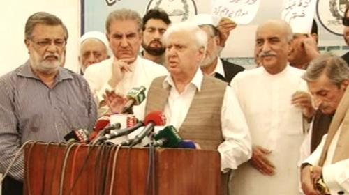 Opposition members lambast govt over water, power woes