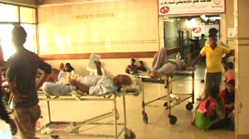 Death toll from heatwave rises to 475 in Karachi