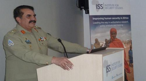 Pakistan most resilient nation, on the rise: COAS