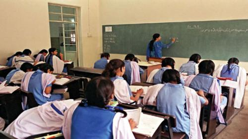 Schools across Sindh to reopen on Aug 11