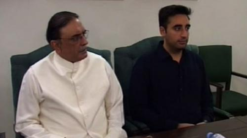 PPP warns of agitation against meddling in Sindh govt affairs