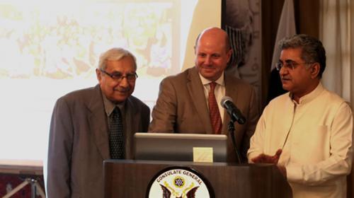 US consulate launches website in Sindhi language