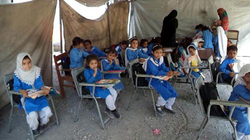 10 years after 2005 earthquake, 100s of schools yet to be reconstructed