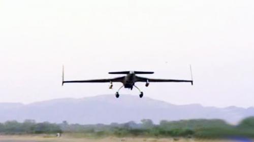 Pakistani-made 'Burraq' drone kills several militants, destroys hideouts in NWA