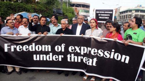 71 journalists killed in Pakistan since 2001: report