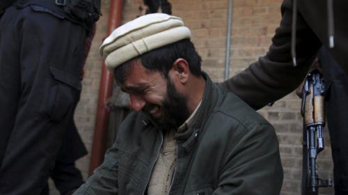 Suicide blast at NADRA office in Mardan leaves 26 dead