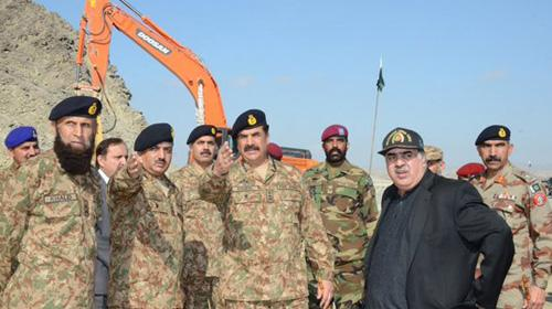 COAS assures Balochistan people will prosper with upcoming projects