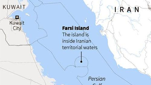 Iran seizes two US Navy boats