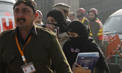 At least 20 martyred as terrorists attack Bacha Khan University in Charsadda