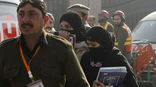 At least 20 martyred as terrorists attack Bacha Khan University in Charsadda