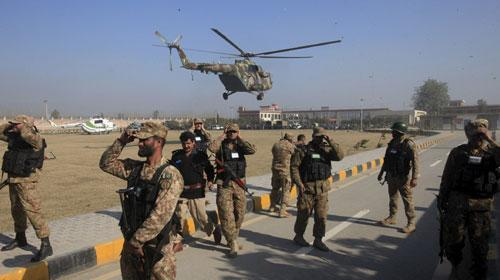 Charsadda attack: Initial investigation points towards neighboring country