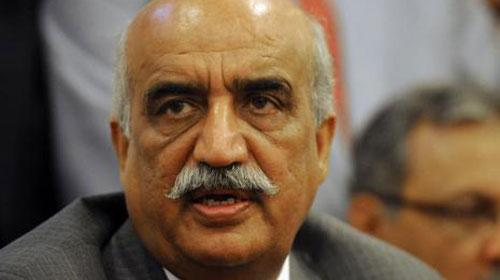 Khursheed Shah for judicial probe into APS, BKU attacks