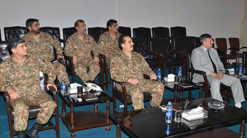 Will go to any length for a secure, terror free Karachi: COAS