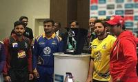 PSL Shooting Star Trophy unveiled